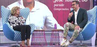 Post de Los dardos de María Teresa Campos a Jorge Javier Vázquez y 'Sálvame'