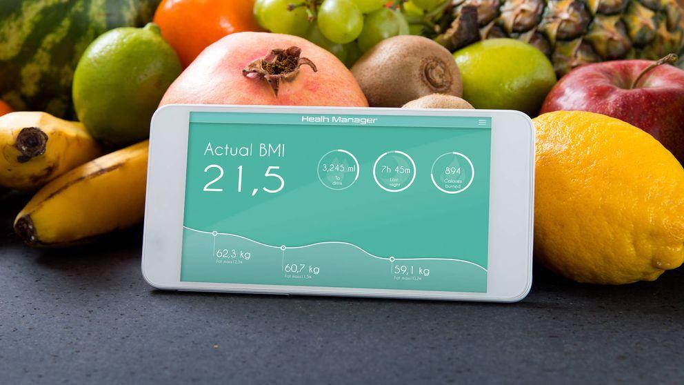 Solo el 0,5% de las apps para adelgazar tienen detrás a un profesional sanitario