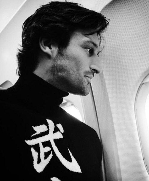 Foto: Rafa Medina y su jersey (Instagram)