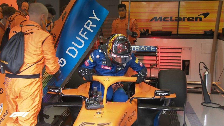 No sé qué pasa entre Spa y yo: Carlos Sainz y su despechada relación con un circuito