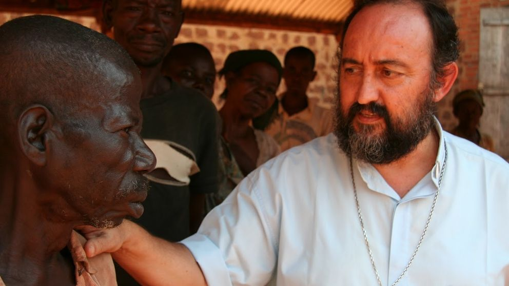 Sólo los misioneros llegan a todas las zonas afectadas por el ébola