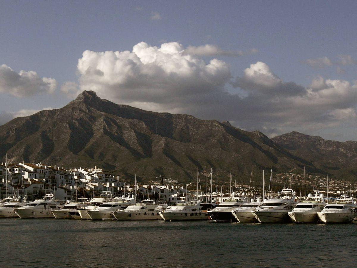 Foto: Puerto Banús, en Marbella. (Reuters)