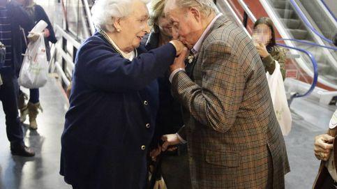 El día que el Rey Juan Carlos donó su ropa para una buena causa