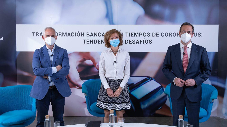 Delgado, sobre los nuevos actores de la banca: Misma actividad, misma regulación