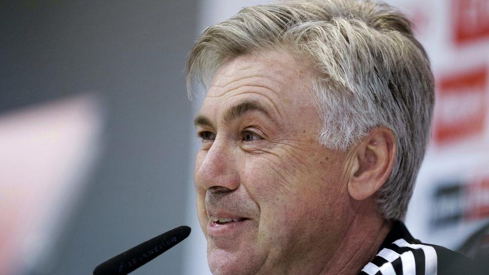 Ancelotti: La mano floja me ha permitido ganar tres Champions