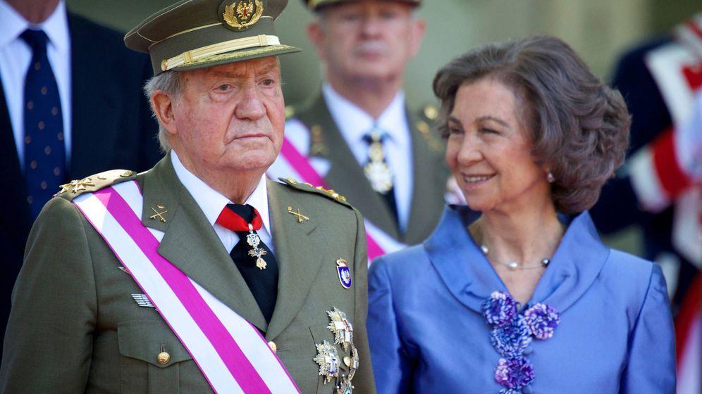 Foto: Los Reyes eméritos en una imagen de archivo. (Limited Pictures)