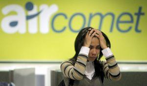 Air Comet llega a un acuerdo con sus trabajadores para aplicar el ERE, según USO
