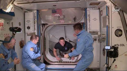 Los astronautas de la Crew Dragon cuentan desde la Estación Espacial Internacional cómo está siendo la misión de la NASA y SpaceX