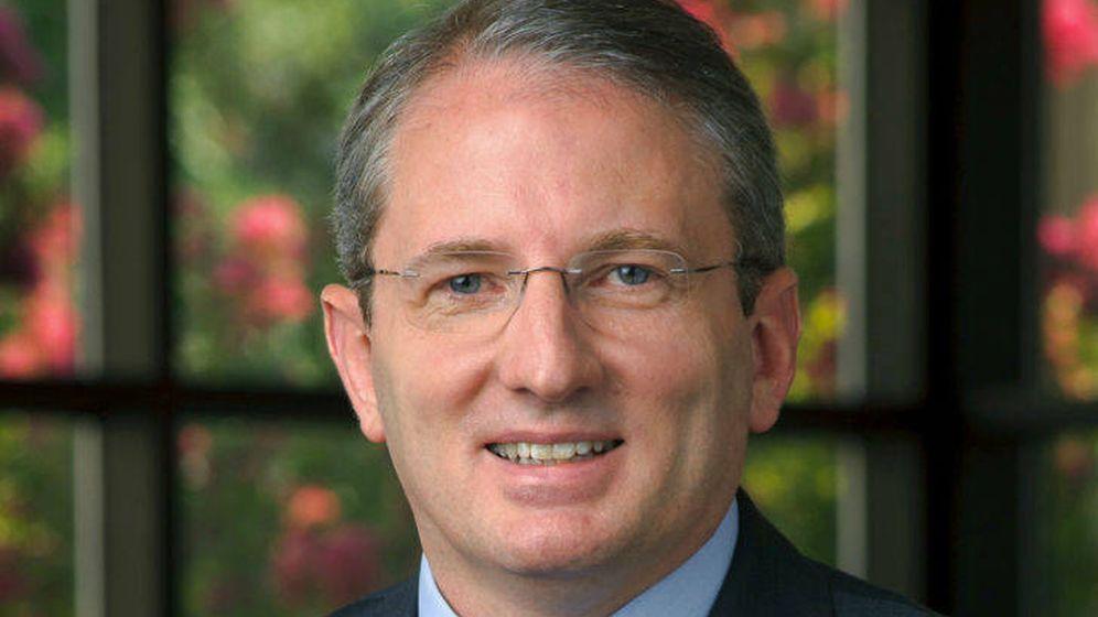 Foto: John Warner, presidente de la AHA.