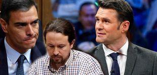 Post de Iñaki López reprende a los políticos por su