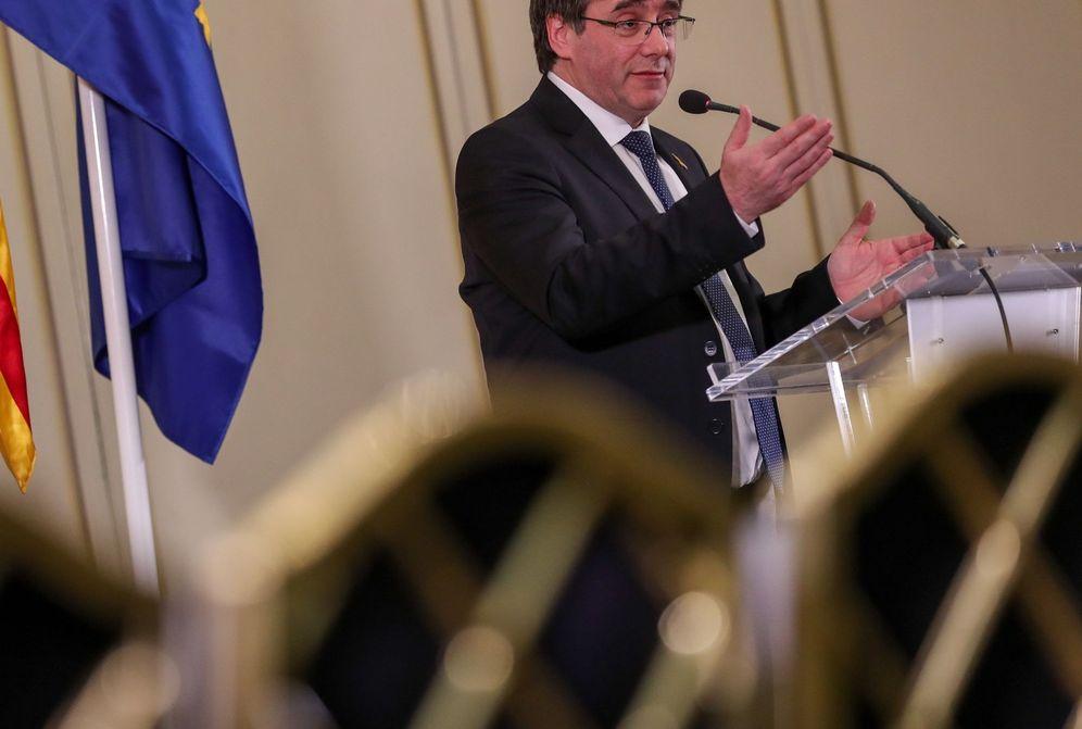 Foto: Carles Puigdemont, en una imagen de archivo. (EFE)