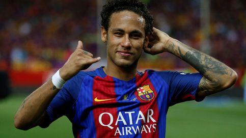 La liosa horquilla del sueldo de Neymar si ficha por el Barcelona