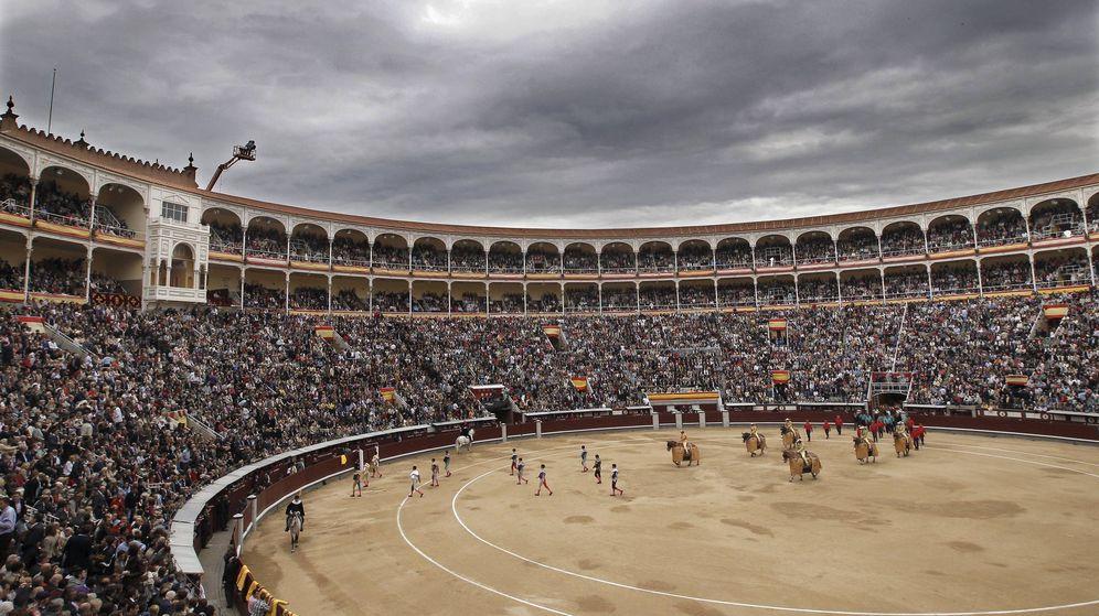 Foto: Vista general de la plaza de Las Ventas. (EFE)