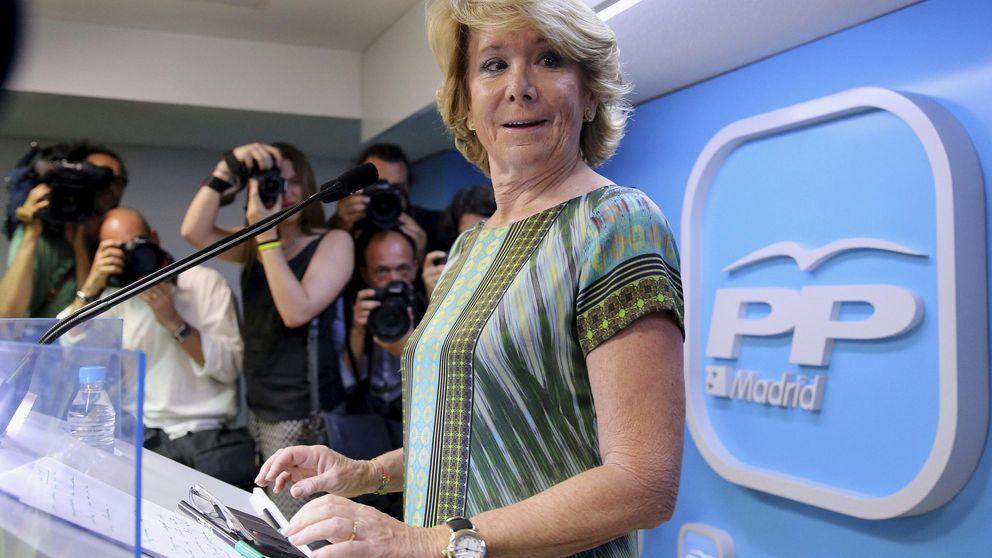El PP insta a sus 600 ediles ganadores a tomar la iniciativa como Aguirre