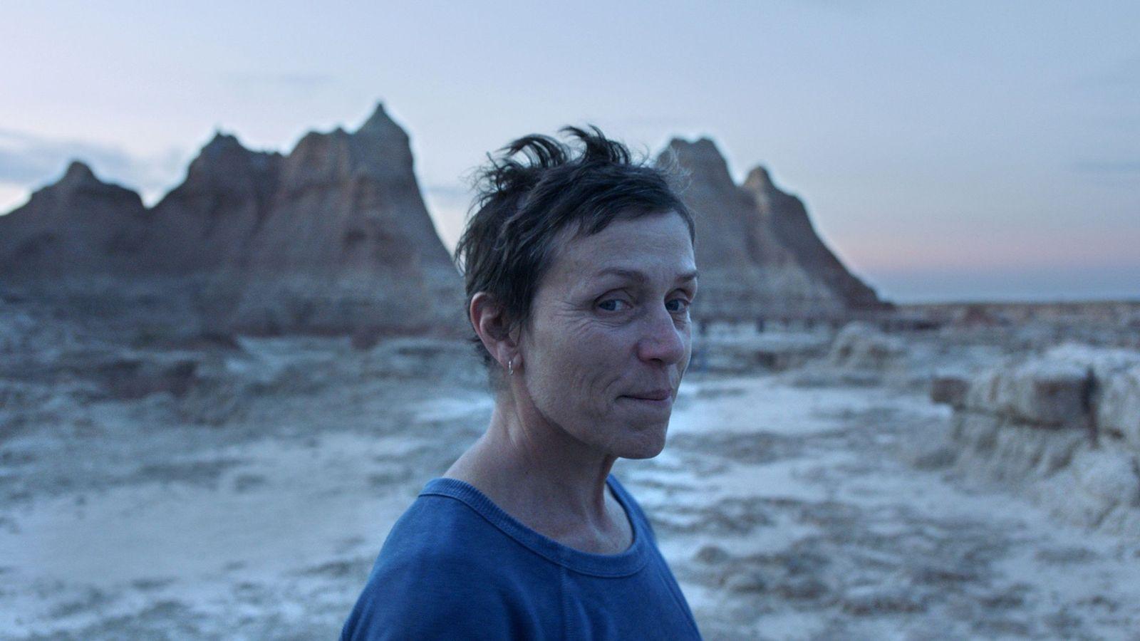Nomadland', 'Una joven prometedora', 'Mank'... dónde ver las películas  ganadoras de los Premios Oscar 2021