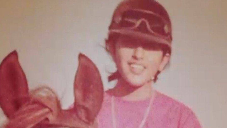 La princesa Shamsa, en una imagen de archivo.