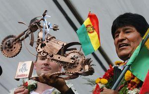 El genocidio (estadístico) de indígenas que realiza Evo Morales