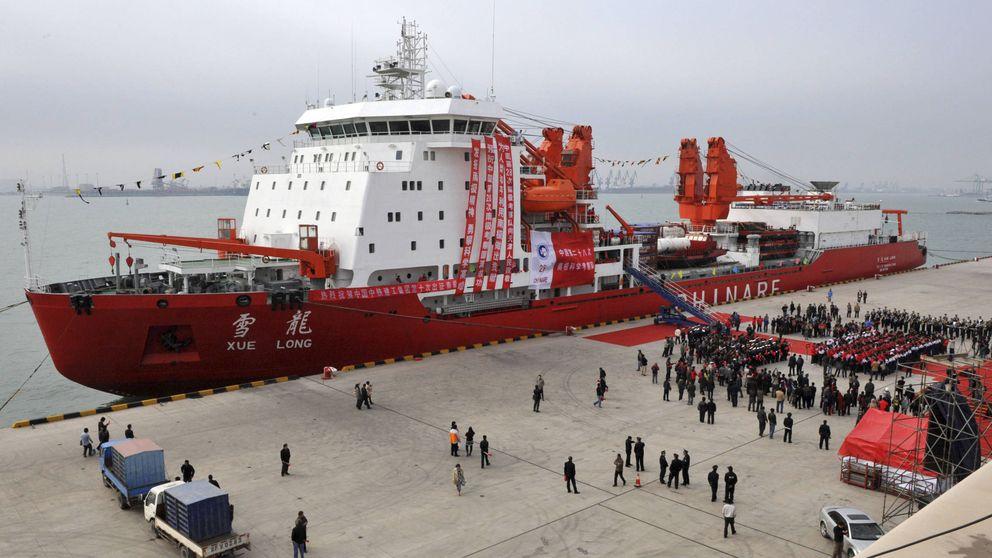 China se lanza a la conquista del Ártico