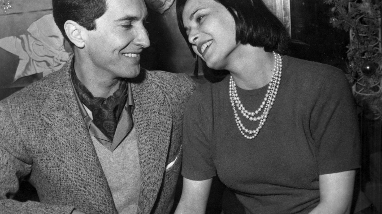 Luis Miguel Dominguín y Lucía Bosé.(Cordon Press)