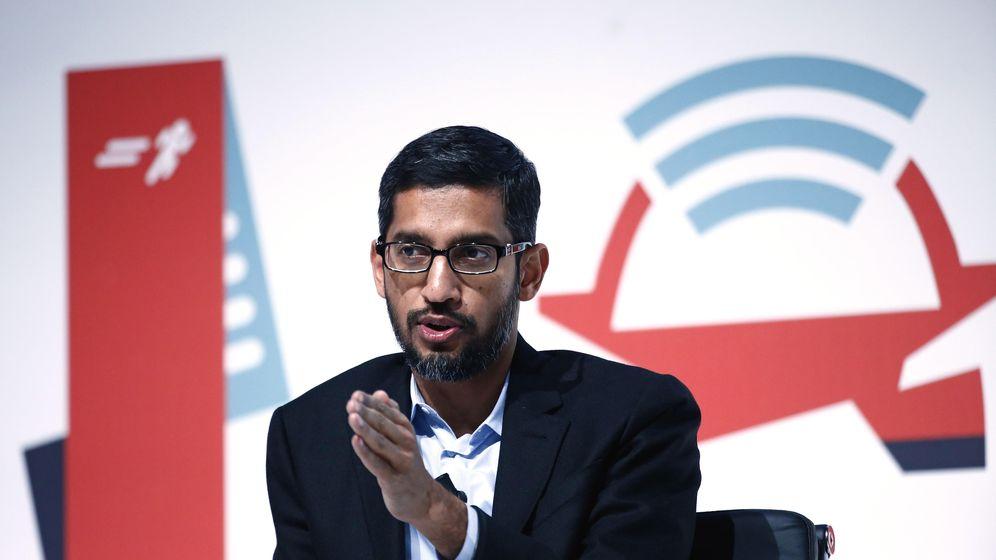 Foto: Sundar Pichai, el genio en la sombra que ha liderado los mayores éxitos de Google