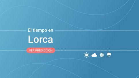 El tiempo en Lorca: previsión meteorológica de hoy, miércoles 13 de noviembre