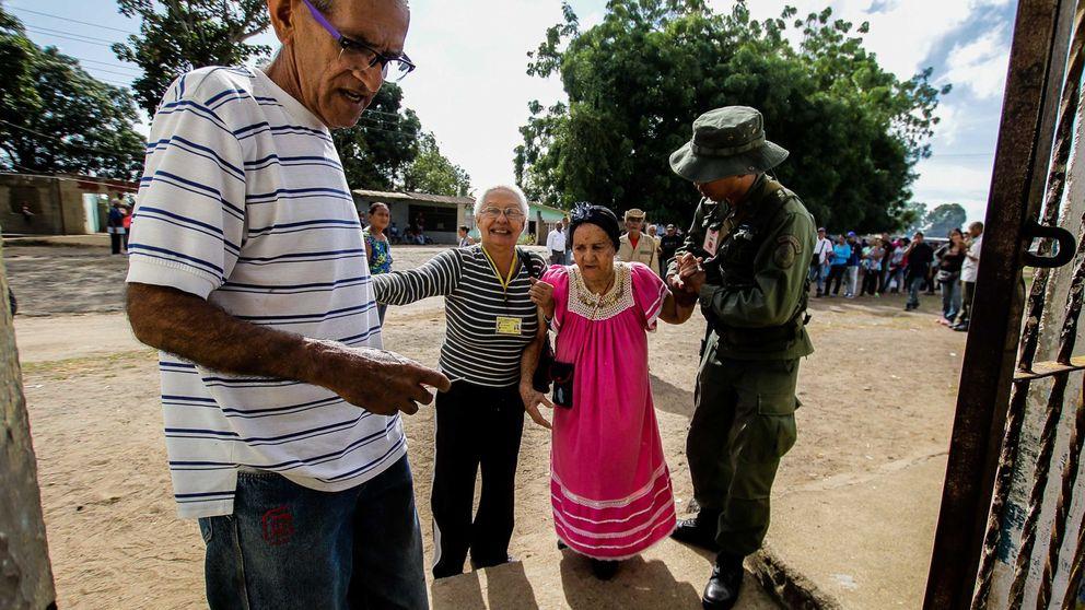 Venezuela desoye el llamamiento de Maduro: la participación en las elecciones, muy escasa