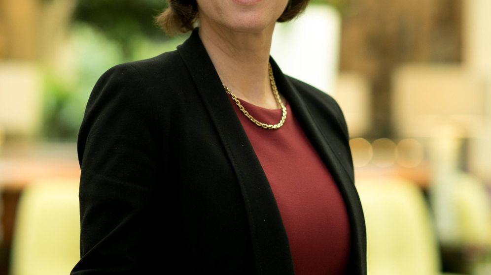 Foto: Margaret Franklin, CFA, presidenta y CEO de CFA Institute