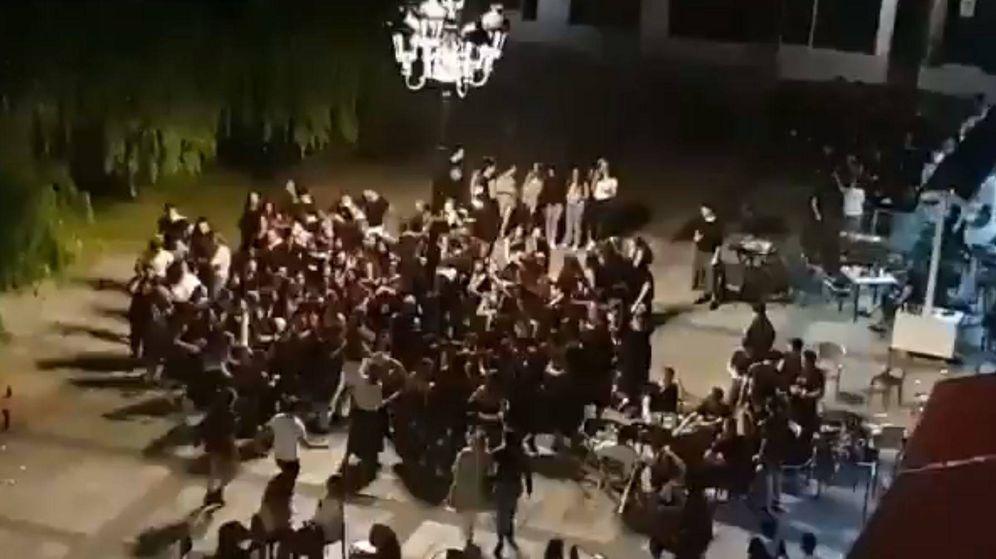 Foto: Las fiestas de Beasain, en plena desescalada