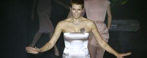 Foto: Cibeles continúa entre las limpiadoras mejor vestidas y los vips más 'cool'