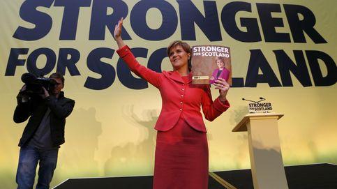 Los independentistas escoceses, a la conquista de Westminster