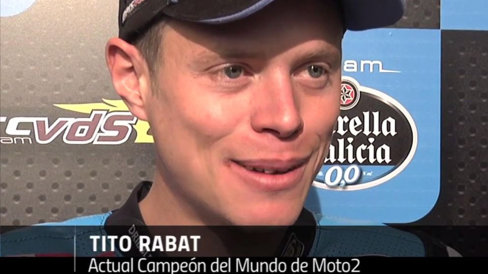 Rabat: Ir a MotoGP sin sus armas es como ir a que te den una paliza
