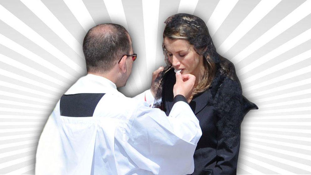 El Cristo de Medinaceli se queda sin el beso de la nueva Reina