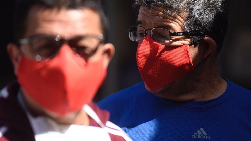 Foto: Europa no limita el uso de la mascarilla a la población asintomática (EFE)