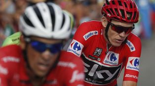 Contador, Froome, Aru, Nibali, Bardet... Ciclistas respetados, ciclistas que respetan