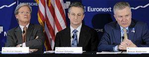 Los accionistas de NYSE aprueban su fusión con Deutsche Boerse