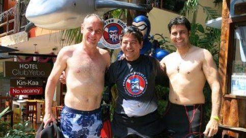 Toros, robo y tiburones: las experiencias extremas de Fran Rivera en México