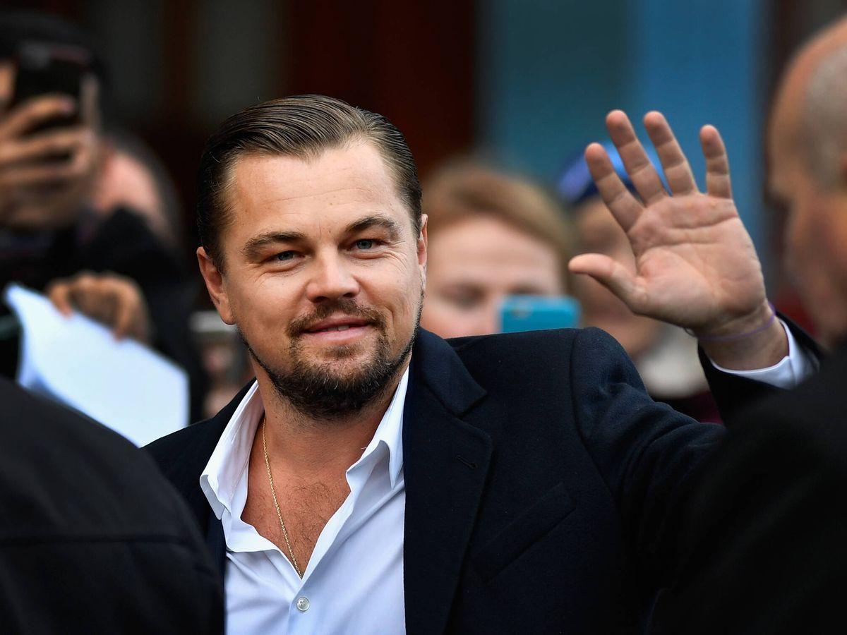 Foto: Leonardo DiCaprio, en una imagen de archivo. (Getty)