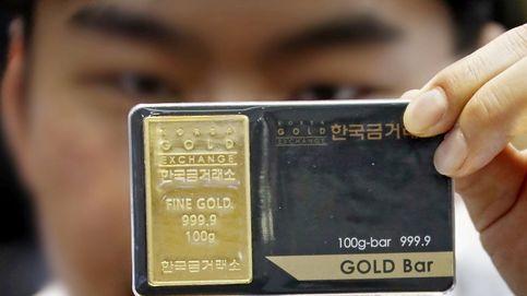 Los inversores reaccionan a Corea con contención pero buscan refugio en oro