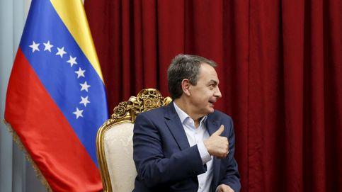 La difícil relación de Zapatero con la oposición venezolana