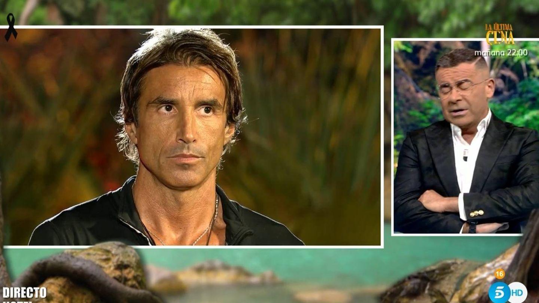 Hugo Sierra y Jorge Javier, en 'Supervivientes 2020'. (Telecinco).
