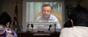 Foto: Cuba negocia con el Gobierno el traslado de Carromero a España
