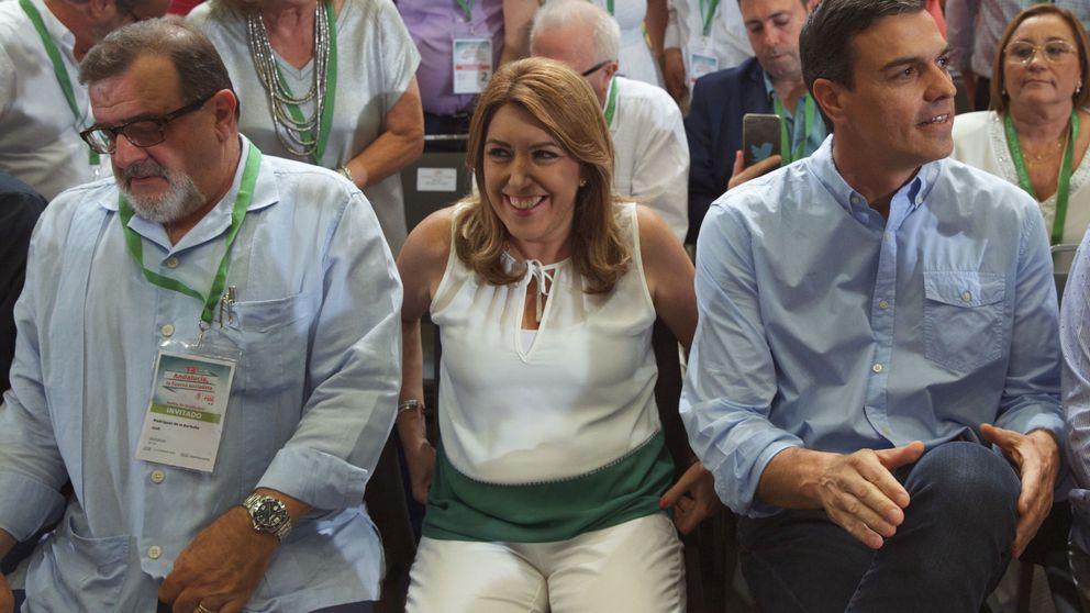 Veteranos del PSOE reclaman a Sánchez que colabore con Rajoy en Cataluña