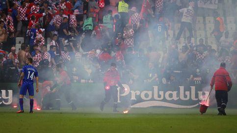 El chantaje de los hinchas del Hajduk mete en un grave atolladero a Croacia