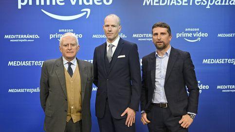 Amazon desvela las producciones de Mediaset que estrenará en primicia