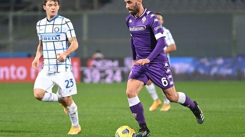 Borja Valero, un retiro como los de antes: jugará en un equipo de sexta división italiana