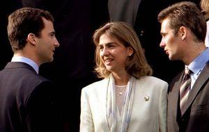 Urdangarin y Cristina se desgravan un regalo de Loewe a Felipe