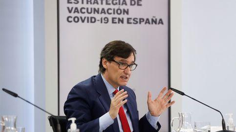 Sanidad esperará a tener más datos para fijar la fecha de vacunación del 95% de la gente