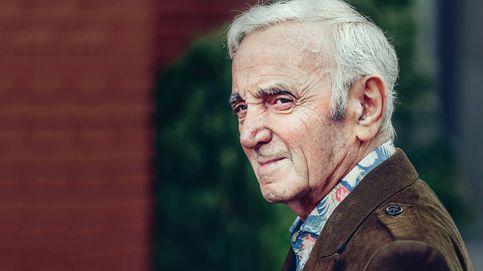 Aznavour, la grandeza del mito