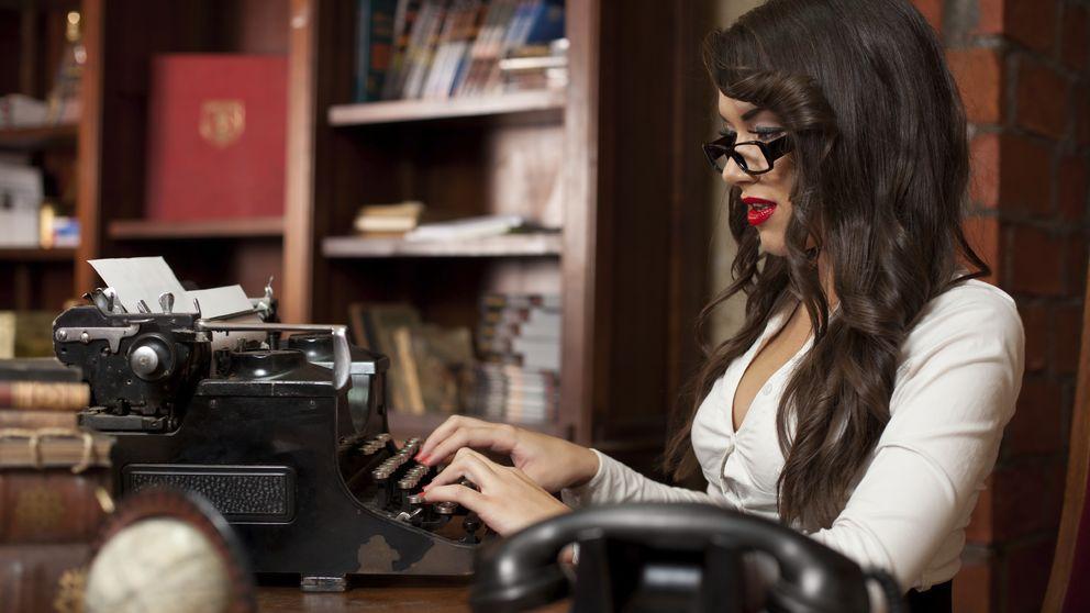 No está muerta: la máquina de escribir vive una segunda juventud