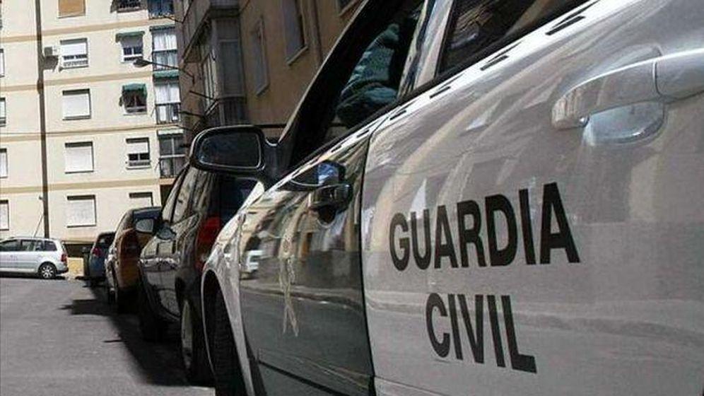 Foto: Foto Archivo de coche de la Guardia Civil. (Guardia Civil)